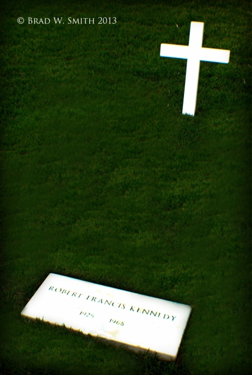 gravestone at Arlington National Cemetery