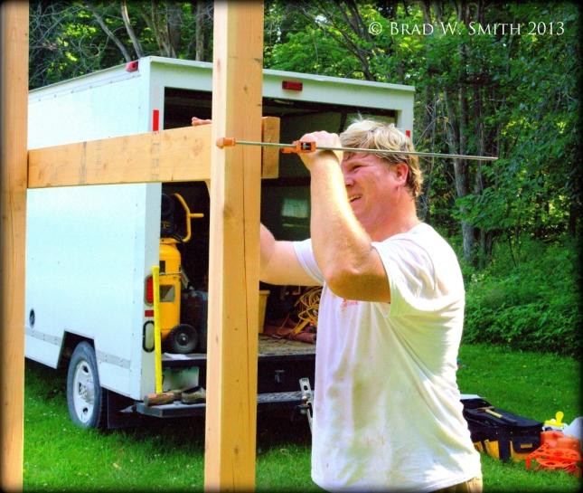 wooden sandbox plans